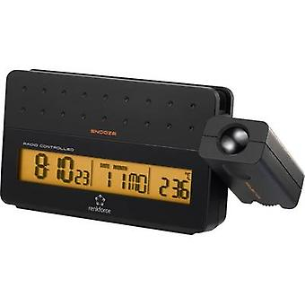 Radio Projection clock Digital Renkforce Smart USB