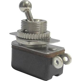 Toggle switch 250 V AC 3 A 1 x Off/On SCI R13-36A1
