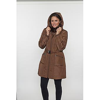 Ladies warm padded coat David Barry DB959
