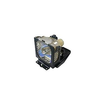 GO Lamps-Projector lamp (equivalent to: Mitsubishi VLT-XD221LP)-P-VIP 180 Watt-4000 hour (s)-for Mitsubishi SD22