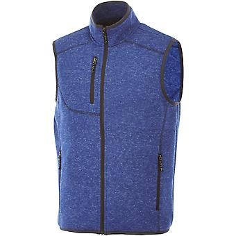 Elevate Mens Fontaine Knit Bodywarmer