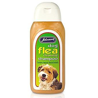Johnson's Cleansing Shampoo for Dogs 200ml