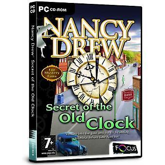 Nancy Drew Secret of the Old Clock (PC CD) - Factory Sealed