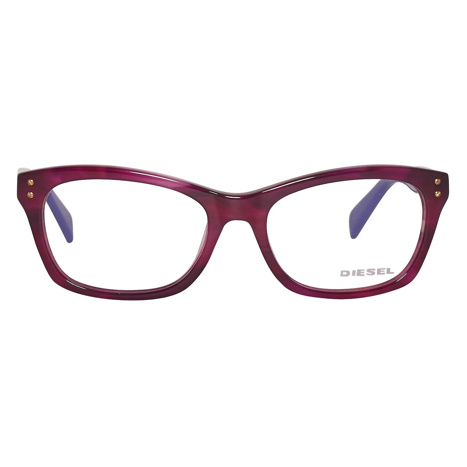 Diesel glasses ladies purple