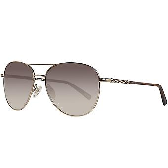 Gant Ladies gold sunglasses