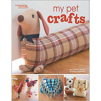 Leisure Arts-My Pet Crafts