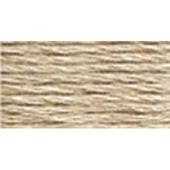 DMC Pearl Cotton Skein Size 5 27.3yd-Very Light Beige Brown