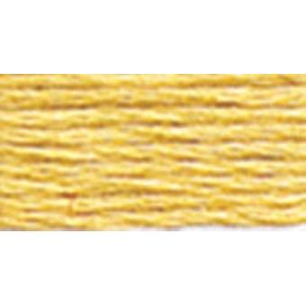 DMC 6-Strand Embroidery Cotton 8.7yd-Light Old Gold