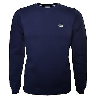 Lacoste Boys Lacoste Kids Navy Blue Sweatshirt