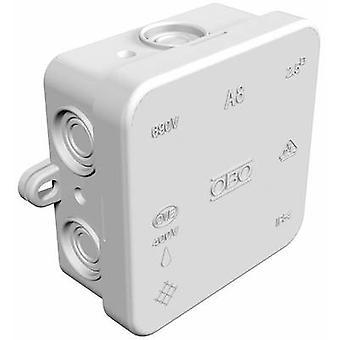 Junction box (L x W x H) 75 x 75 x 36.2 mm OBO Bettermann 2000016