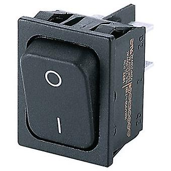 Marquardt Toggle switch 1832.1102 250 V AC 10 A 2 x Off/On IP40 latch 1 pc(s)