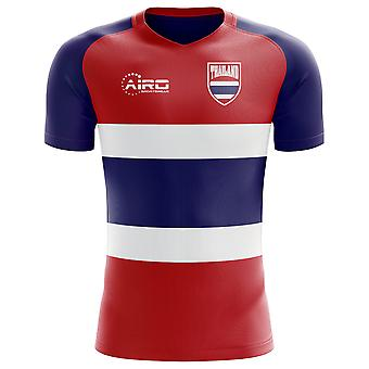 2018-2019 Thailand Home Concept Football Shirt
