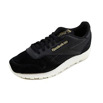 Reebok Classic Leather ALR Black/Chalk-Ash Grey-Brass BS5243 Men's