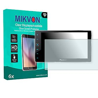 Pioneer SPH-DA120 (AppRadio 4) Screen Protector - Mikvon Clear (Retail Package with accessories)
