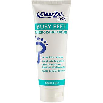 ClearZal Busy Feet Revitalising