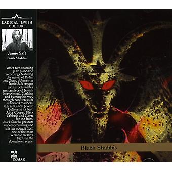 Jamie Saft - Black Shabbis [CD] USA import