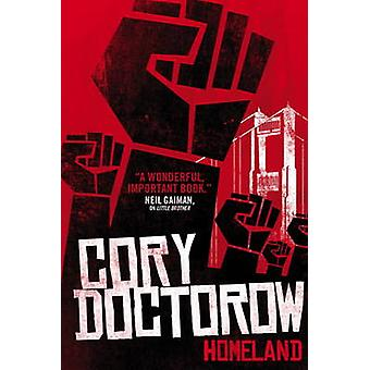 Vaderland door Cory Doctorow - 9781781167489 boek
