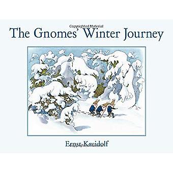 Tomtar vinter resa av Ernst Kreidolf - 9781782504375 bok