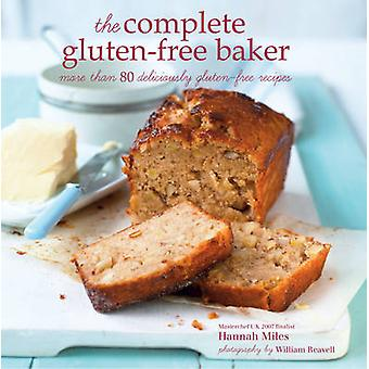 Complete Gluten-Free Baker - More Than 100 Deliciously Gluten-Free Rec