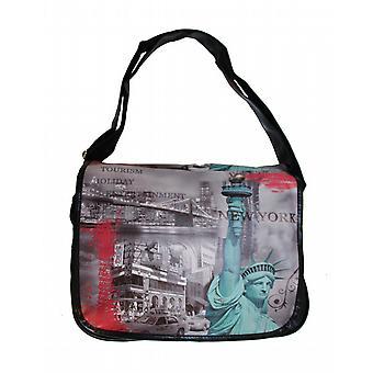 Waooh - Shoulder Bag New York Emtha