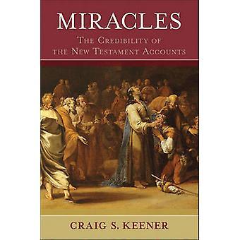 Mirakler av Craig S Keener - 9780801039522 bok