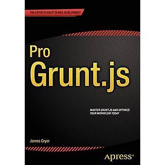 Pro Grunt.js von Cryer & James
