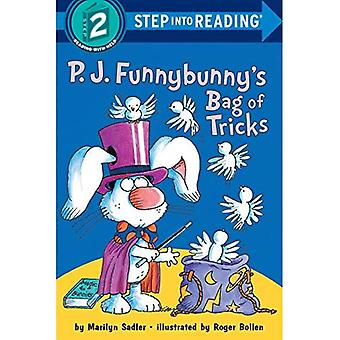 P.J. Funnybunny's Bag of Tricks (Step Into Reading. Step 2)