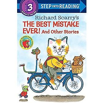 The Best Mistake Ever!: And Other Stories (Step Into Reading: A Step 3 Book)