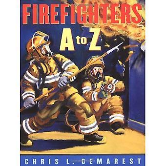 Brandmän A till ö