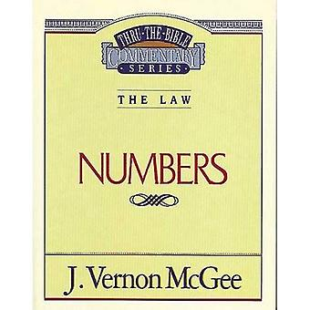 Thru the Bible Commentary: Numbers 8
