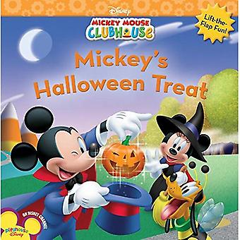 Mickey's Halloween behandla (Disney Mickey Mouse Clubhouse)