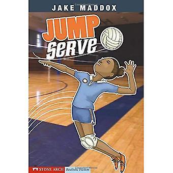 Jump Serve (Stone Arch Realistic Fiction)