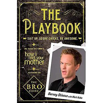Playbook: Passa upp. Poäng kycklingar. Vara häftigt.