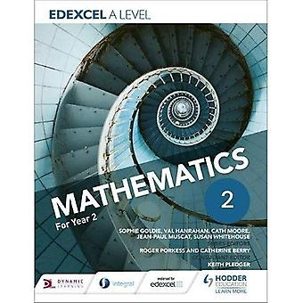 Edexcel A Level Mathematics Year 2