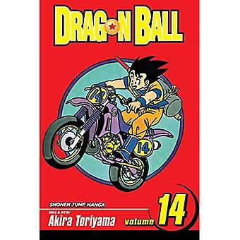 Dragon Ball: 14 (Viz Graphic Novel)