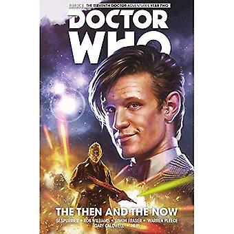 Doctor Who: De elfde Doctor Vol. 4: de toen en nu