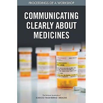 Comunicarse claramente sobre medicamentos: Memorias de un taller