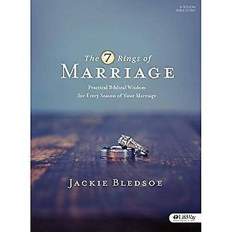 7 Rings of Marriage Bible Study Book: Practical Biblical Wisdom for Every Season of Your Marriage