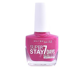 Maybelline Superstay Nail Gel Color #180-rose Fuchsia For Women