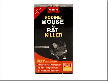 Rentokil Rodine Mouse & Rat Killer 150g