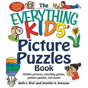 The Everything Kids Picture Puzzles Book by Blair & Beth L.