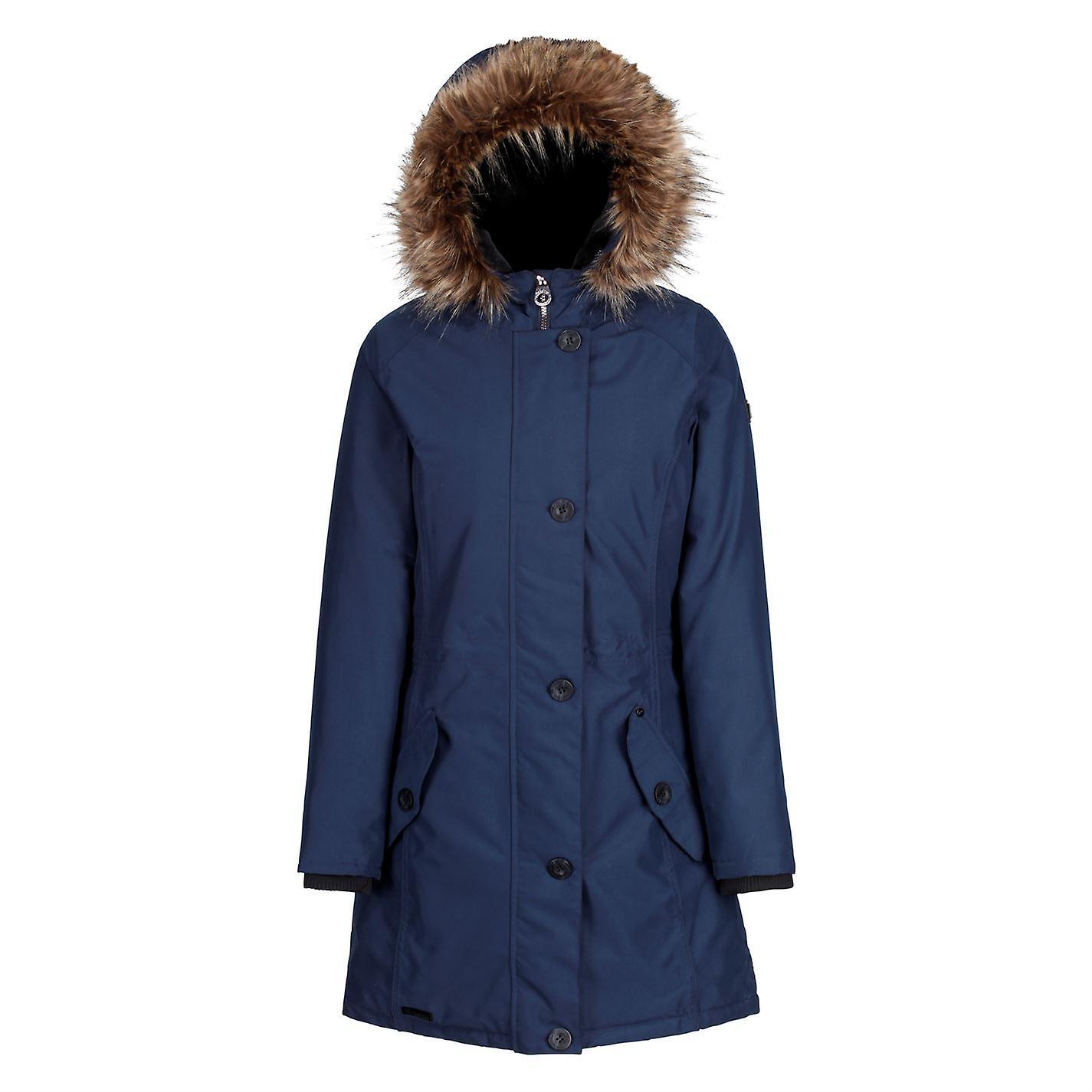 Regatta femmes Saffira InsJk Parka Jacket Coat Top