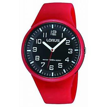 Lorus Silicone Strap RRX59DX-9 Watch