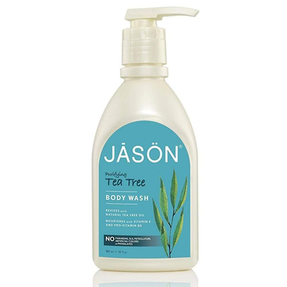 Jason Body Tree30 Natural Oz WashPurifying Tea N8OZ0kXnwP