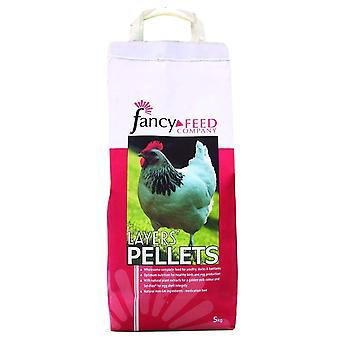Fancy feed strati pellet pollame feed
