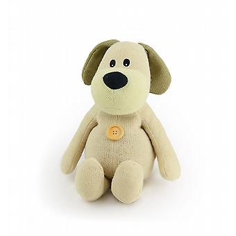 Beany Belly Knitted Microwavable Toy: Puppy