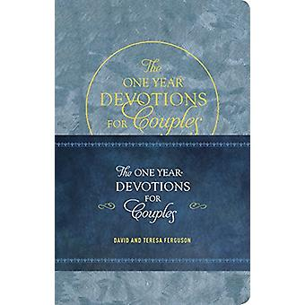 The One Year Devotions for Couples - 365 Inspirational Readings by Cap