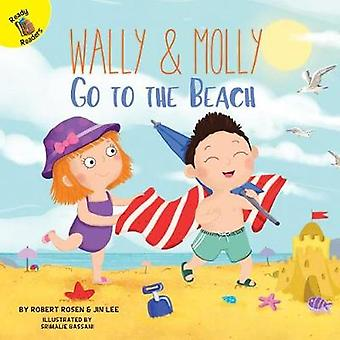 Wally and Molly Go to the Beach by Professor Robert Rosen - 978168342