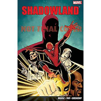 Shadowland by Andy Diggle - Billy Tan - 9781846534737 Book