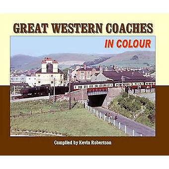 Great Western Coaches in Colour - N.B. Series Information Should be Ad